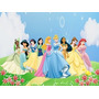 Painel Banner Princesas Disney Festa Infantil