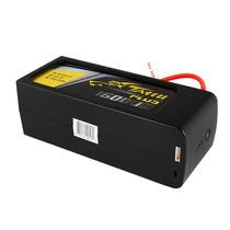 Bateria Lipo 6s 22.2v 16000mah 15c Gens Ace Tattu Plus Intel