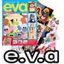 Kit 5 Revistas E.v.a Eva Artesanato Coleção Arte