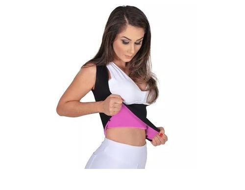740ad79b0c Kit 15 Cinta Queima Gordura Modeladora Feminina