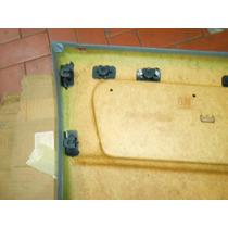 Forro De Porta Vectra Cd E Gsi (par) Cinza Original Gm