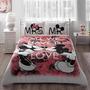 Jogo De Cama Disney Mickey & Minnie Beloved (lençol) Licenci