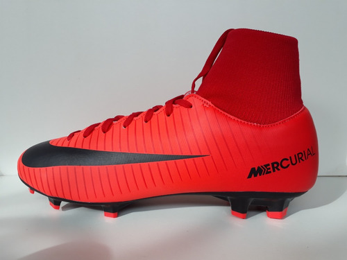 46f1e099cf Chuteira Nike Mercurial Victory 6 + Porta Chuteira Nike