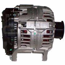 Alternador 75a Bosch 0124225021 Focus 1.6 Fiesta Ka 97 Acima
