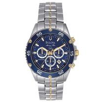 Relógio Bulova Marine Star Masculino Wb30686a.