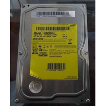 Samsung 250gb 7200rpm 8mb Sata 3.0gb/s 3.5-hd250hj Garantia!