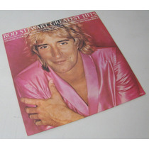 Lp Vinil - Rod Stewart - Greatest Hits De 1988