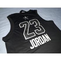 4432df5f5cb Camisa Regata Michael Jordan Chicago Bulls All Star 2018 à venda em ...