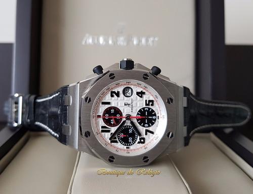 49f1842af71 Relógio Eta - Modelo Ap Roo Chronograph Panda - 42mm