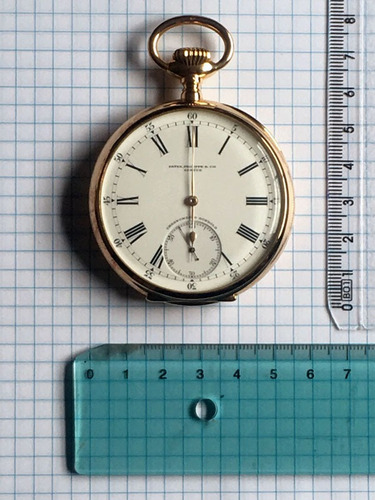 e4b672c7863 Relógio Bolso Patek Philippe Geneve Gondolo. Preço  R  20000 Veja  MercadoLibre
