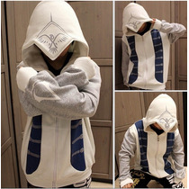 Jaqueta Casaco Cosplay Assassins Creed 3