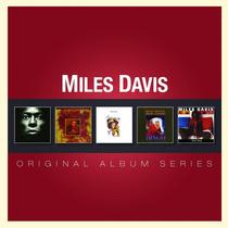 Miles Davis - Original Album Series [ Box C/ 5 Cds Lacrado ]