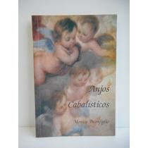 Livro Anjos Cabalísticos Monica Bounfiglio 1993