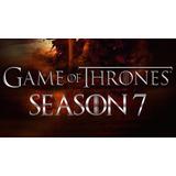 Série Game Of Thrones 7ª Temporada + Frete Grátis