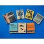Lote 7 Caixas Caixinhas Antigas Anos 50 60 Sob Calçados Original
