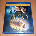 Blu-ray A Invenção De Hugo Cabret - Original Lacrado