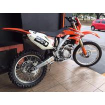 Moto Trilha Cross 250cc Acellera Motors Profissional Ñ Crf
