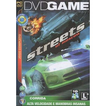 Game - Pc Dvd Rom Streets Of Moscow - Original Lacrado