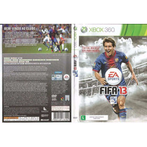 Jogo Fifa 13 Xbox 360