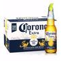 Cerveja Mexicana Corona Extra - Caixa C/ 24 Un. 355ml