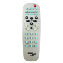 Controle Remoto Philips Linha Pt / Pd / Pw - Philips Branco