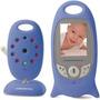 Baba Eletrônica Com Monitor Sem Fio Converse Com Seu Bebe!