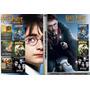 Harry Potter Filmes 1ª Ao 8ª - Dvds