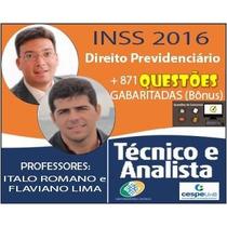 Curso Se Joga Videos 2016 - Atualizado - Inss Italo Romano