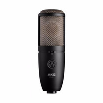 Microfone Akg Perception P420 + Fone De Ouvido Akg K240 Mkii