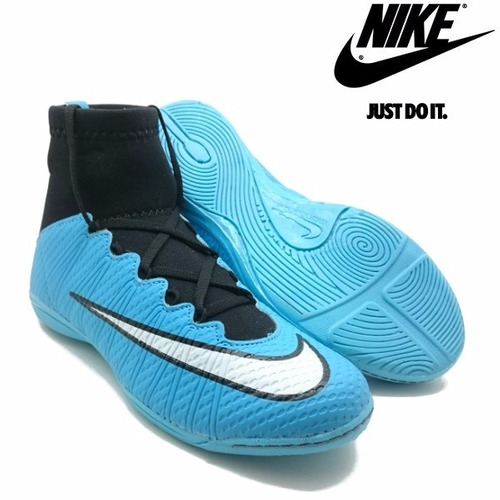 4d41f98ec4 Tenis Salao Masculino Adulto Botinha Nike Mercurial W - R  99 en ...