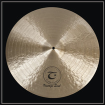 Prato Liga B20 - Turkish Cymbals Crash Vintage Soul 17