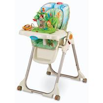 Cadeira De Alimentação Fisher Price Rainforest