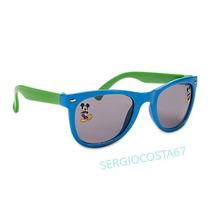 Oculos De Sol Infantil Menino Mickey C68 +30mod Frete Baixo