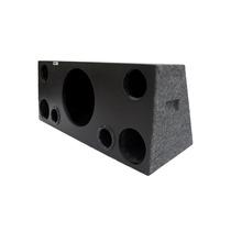 Cx Som Trio 1x12 (44 Litros)+2 Dutos 3 X10cm+2corneta+2tweet