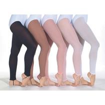 Meia-calça Adulto S/ Pé Em Helanca - Só Dança