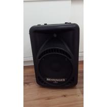 Caixa De Som Amplificadora Behringer Lk 653 Active 120w Rms