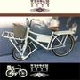 Food Bike Trike Triciclo Truck Bike Carga Cargueira Foodbike