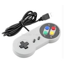 Controle De Super Nintendo Para Pc Usb Snes