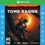 Shadow Of The Tomb Raider   Xbox One   Online! Br