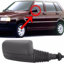 Retrovisor Do Uno Ep/young/sx/smart 96/... Lado Esquerdo C/c