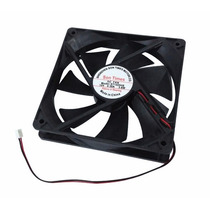 Ventilador Cooler Ventuinha Fan 120x120x25 12 Volts 9853