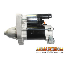 Motor De Partida Arranque New Civic 1.8 16v Crv 06-10 Novo