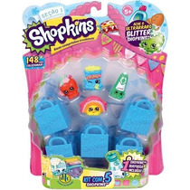 Kit Shopkins Blister Com 5 Shopkins Dtc 3581