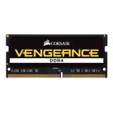 Memória Ram 8gb 1x8gb Corsair Cmsx8gx4m1a2400c16 Vengeance