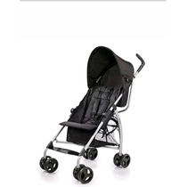 Summer Infant Go Lite Convenience Stroller, Black Jack