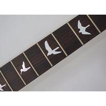 Marcadores De Escala Guitarra Violão Pássaros Birds