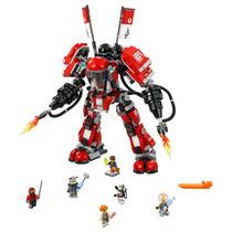Lego 70615 - Lego Ninjago - Robô De Fogo