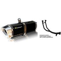 Ponteira/ Escape Wacs W1 P + Coletor | Suzuki Bandit Gs 500
