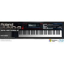 Teclado Sintetizador Roland Juno-gi