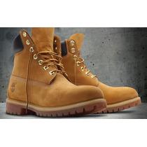 Bota Timberland Yellow Boot 6 Premium Feminina